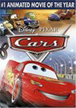 Cars dvd Page